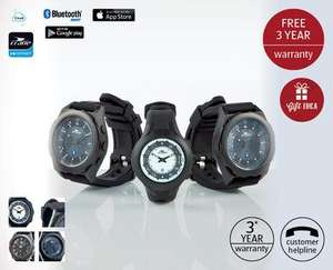 Smart Watch assorted colours and types £29.99 Aldi 8th Nov 3yr Warranty