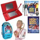 Nintendo DS Lite Console + High School Musical Game + HSM Bag + HSM Backpack + HSM 2 DVD - £129.99 @ Toys R Us