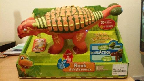 Dinosaur Train Hank the Ankylosaurus - £9.99 from Home Store