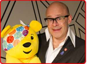 CHILDREN IN NEED - Harry Hill & Kinky Boots special performance via LOST IN TV  @ BBC Elstree Studios 12 Nov 12pm