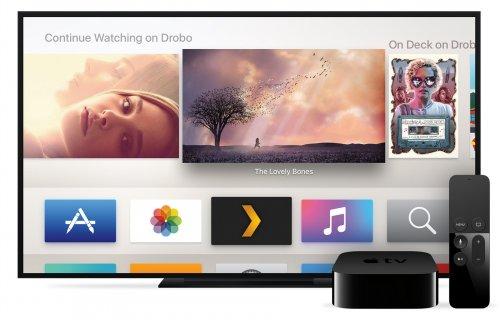 Plex for (New) Apple TV