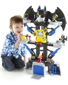 Fisher-Price Imaginext DC Super Friends Transforming Batcave £35 @ Asda