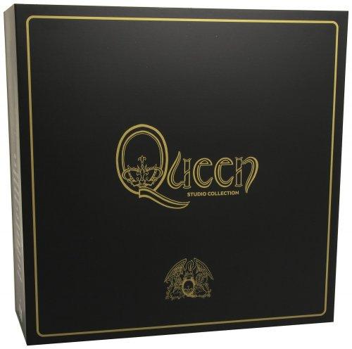 Queen - Complete Studio Album Vinyl Collection [VINYL] Box set £230.00 @ Amazon