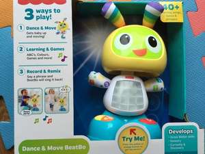 Fisher Price Beatbo - Half price £19.99 @ sainsburys