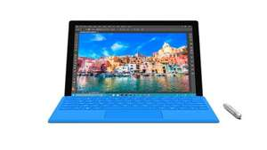 New Surface Pro 4 from £749. Potential £125 - £350 off with Trade In.@ Microsoft Store