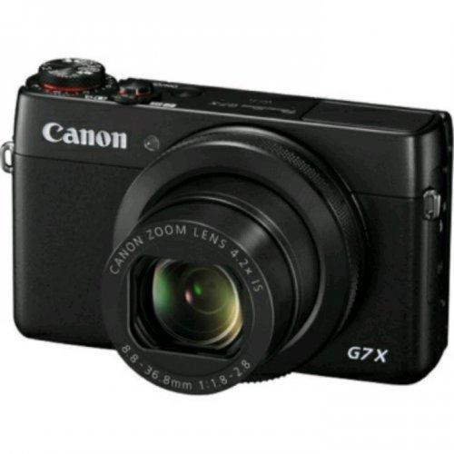 Canon Powershot G7 X Digital Camera - Black £281.49 @ Eglobal Central