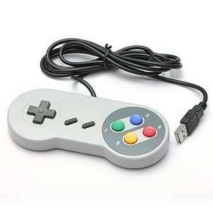 SNES USB Famicom Controller for PC/MAC - £2.63 @ Bang Good