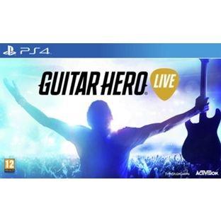 Guitar Hero Live (PS4/ Xbox One/ Wii u) - £54.99 @ Argos