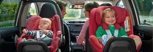 Maxi Cosi: Car seat swap service Helping you after an accident