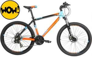 Calibre Crag Mountain Bike, £199.00 (1/3 off) at GO Outdoors