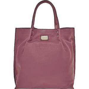 Paul Costelloe Dusty Pink Pinched Tote Bag £48.00 TK Maxx £3.00 Delivery