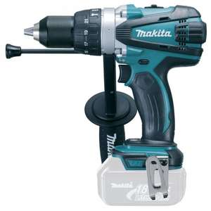 Makita DHP458Z 18V Body Only Cordless Compact 2-Speed Combi Drill £57.25 @ Amazon
