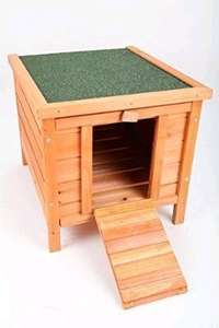 Cat Or Small Dog House Rabbit Hutch Stall New £27.99 @  point-bike Fulfilled by Amazon