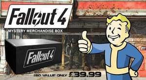 Fallout 4 Mystery Merchandise Box!! £40 @ Gamer Heaven