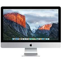 Apple Macbook/iMac free 3 year guarantee at John Lewis
