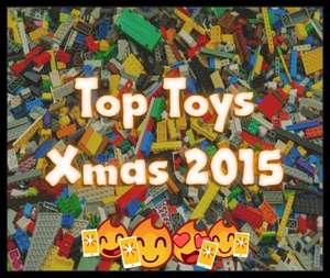 *MEGATHREAD* Top Toys of 2015 announced for Christmas (incl. prices and where to find them)