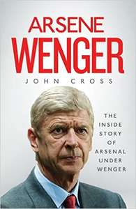 Arsene Wenger - The Inside Story Of Arsenal Under Wenger Hardback Only £5.10 With Code (18.18%TCB)  @ The Works (£13.60 @ Amazon!!!)