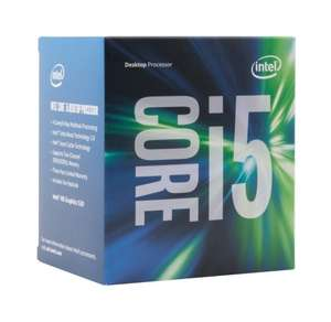 Intel i5 Quad-Core i5-6400 2.7GHz Skylake Processor CPU £129.00 Amazon