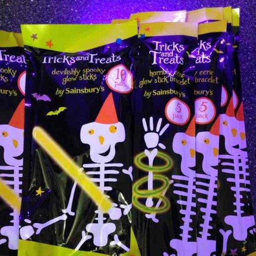 Glow Sticks reduced to 10p @ Sainsburys instore