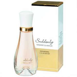 Lidl perfume - Suddenly (madame glamour) - £1.99 50ml 14/15 Nov ONLY