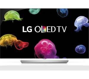 "LG 55EF950V Smart 3D Ultra HD 4k 55"" OLED TV £2249.10 @ Currys"