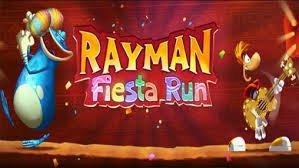 Rayman Fiesta Run is Free on the iOS app store