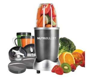 Nutribullet (all colours) £67.99 + free delivery @ currys