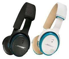 Bose soundlink on ear bluetooth headphones £144.18 delivered at amazon.de
