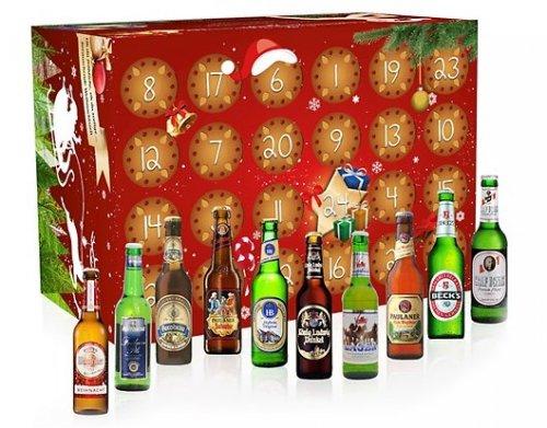 German Beer Advent Calender - 24 Beers - £34.99 - Groupon