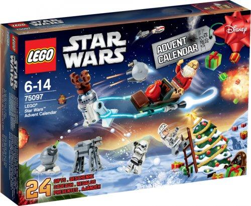 LEGO Star Wars Advent Calendar - 75097 £21.00 @ (Asda George)