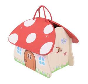Big Jigs Mushroom House Mini Playset £17.49 Bright Minds Delivery £2.95 to £4.99
