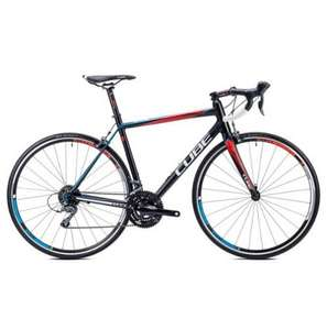 Cube Peloton Triple Road Bike 2015 Black Friday £379.99 @ Chain Reaction cycles (£599 RRP) CRC + quidco (good entry level bicycle / road bike)
