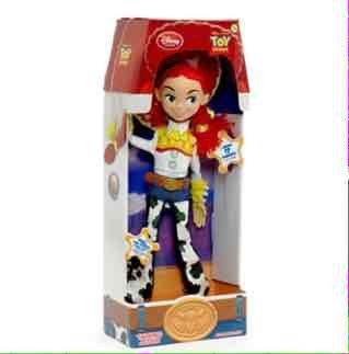 Toy Story talking Jessie doll £19.99 instore @ B&M