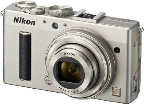 Nikon COOLPIX A - 16MP APS-C Compact Camera @ Amazon