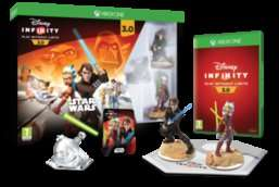Disney infinity 3.0 with free figure at reduced price. Xbox One/PS4 £39.99 @ Game