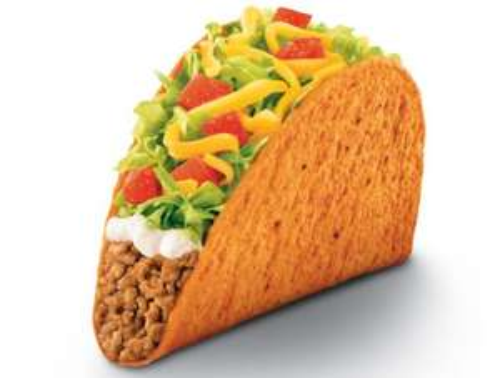 Free Taco at Taco Bell @ Bradford Broadway