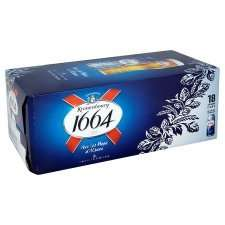Kronenbourg 1664 18x440ml £12.00 @ Tesco