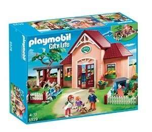 Playmobil 5529 City Life Vet Clinic at Amazon for £27.73