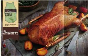 Whole Goose Case - LIDL (Braemoor) - £14.99 (4.2kg) - Included in the LIDL Fowl Christmas deals (listed in details) - From 12th Nov