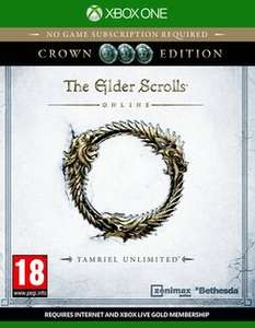 The Elder Scrolls Online: Tamriel Unlimited - Crown Edition (PS4/Xbox One) £17.99 Delivered @ GAME