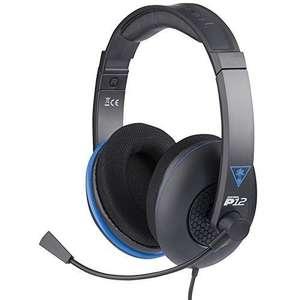 Turtle Beach Ear Force P12 Amplified Stereo Gaming Headset for Playstation 4, Playstation Vita, and Mobile Devices £24.99 @ Amazon