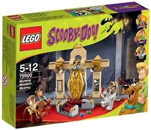 Scooby Doo LEGO Scooby-Doo Mummy Mystery Museum 75900  - £8.75 (Prime) £12.74 (Non Prime) @ Amazon