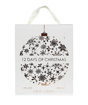 BOGOF Newlook 12 days of christmas advent calendar £14.99