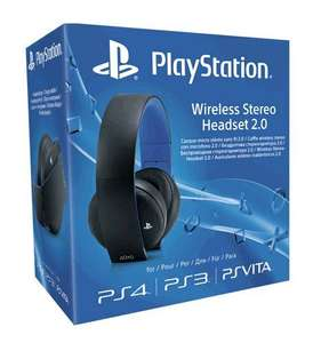 Sony Wireless Gaming Headset 2.0 - Black/White - 49.99 Game/ Amazon