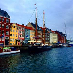 2 nights in Copenhagen for £62.98pp including flights and hotel! (£125.96 total) @ amoma