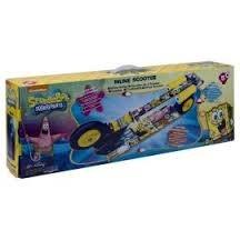 SpongeBob SquarePants 2-Wheel Folding Inline Scooter was £20 now £10 @ tesco direct free c&c