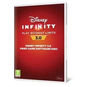 Disney Infinity 3.0 Software and Playset 50% off at Smyths Toys
