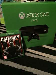 Xbox One 1tb Console & Call Of Duty Black Ops 3 £259.99 @ Tesco