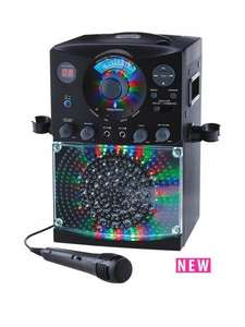 The Singing Machine SML385 Black £56 & free click and collect @ very.co.uk