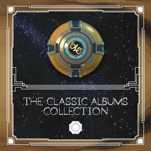 E.L.O.  -  The Classic Albums Collection  - [11CD Box set]  -  Limited Edition  -  Just £10 INSTORE @ Head Record Stores
